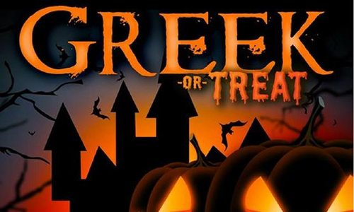 Greek Trick or Treat Fest
