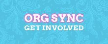 Org Sync: Get Involved